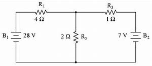 thevenins theorem dc network analysis electronics With the example circuit