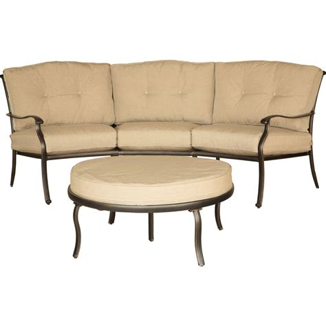 hanover traditions2pc traditions 2 patio seating set