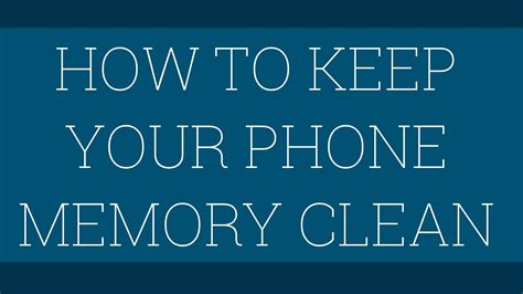 how to clean your phone from phone clean auto guide android apps on play how to keep your phone memory clean