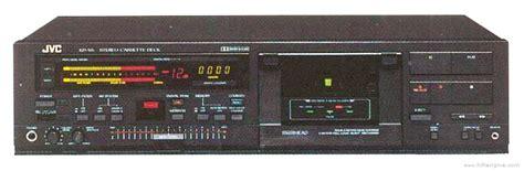 jvc kd v6 manual stereo cassette deck hifi engine