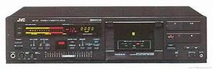 Jvc Kd-v6 - Manual - Stereo Cassette Deck