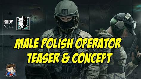 siege korian rainbow six siege operator teaser quot rudy
