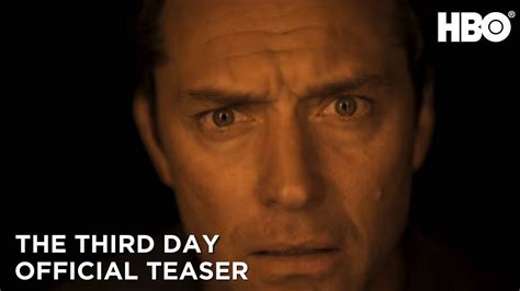 Teaser för The Third Day. Ny serie med Jude Law och Naomie ...