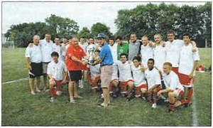 2010 October AAS Fußballgruppe