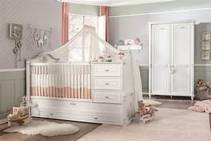 Kinderbett Für Baby : cilek romantic baby himmel f r kinderbett babybett wei ~ Watch28wear.com Haus und Dekorationen