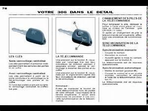 Programmation Cle Voiture Peugeot : reinitialisation programmation cle telecommande 306 106 206 partner expert picasso jumper zx ~ Medecine-chirurgie-esthetiques.com Avis de Voitures