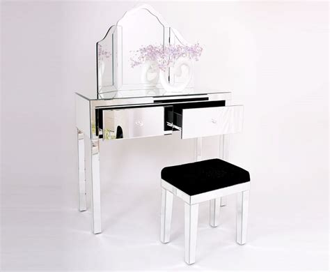 Diy Vanity Table With Mirror by Diy Furniture Ideas Dressing Tables To Brighten The