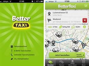 Taxifahrt Berechnen : wie bettertaxi besser sein will crowdinvesting ~ Themetempest.com Abrechnung