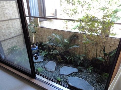 Japanischer Garten Balkon by The Balcony My Japanese Garden Beautiful