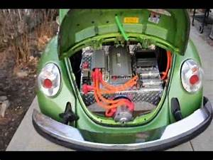 Go Green Electric Vw Bug Rebirthauto 96volt Kit  001 In