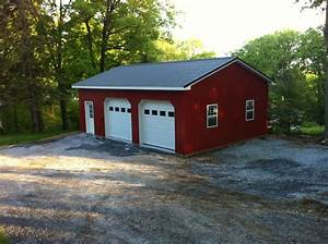 exceptional 24x32 pole barn 9 pole barn w porch front With 24x32 garage prices