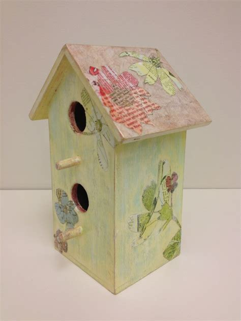shabby chic birdhouse 17 best images about birdhouse completed shabby chic birdhouses and shabby