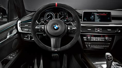 bmw   performance package interior hd