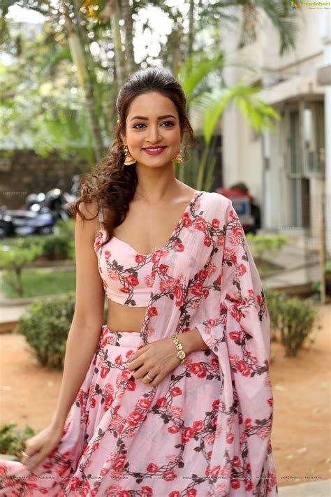 She has one elder brother and one elder sister, vidisha srivastava, who is also an actress in south indian films.shanvi studied at the thakur college. Tollywood HQ - Shanvi Srivastava At Athade Srimannarayana ...