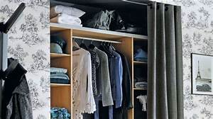 Idée Dressing Fait Maison : solutions de rangement meuble armoire bo te c t ~ Melissatoandfro.com Idées de Décoration