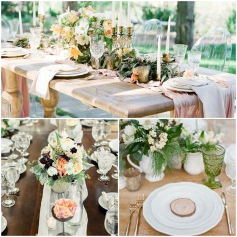 decoration mariage naturel