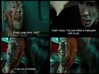 Live free or die hard (2007). Bruce Willis (John McClane ...
