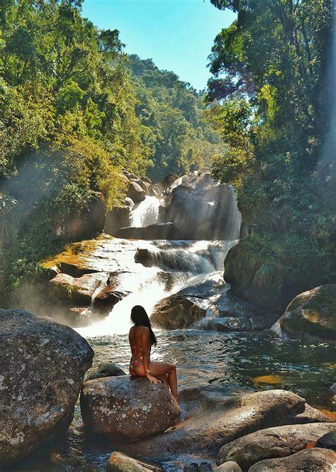 Cachoeira Itaporani, Parque Nacional do Itatiaia - RJ   TM ...