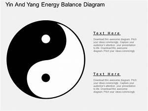 Uy Yin And Yang Energy Balance Diagram Flat Powerpoint