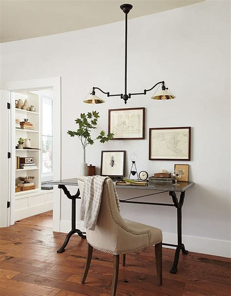 Creating A Small Home Office creating a simple home office in a small space decoist