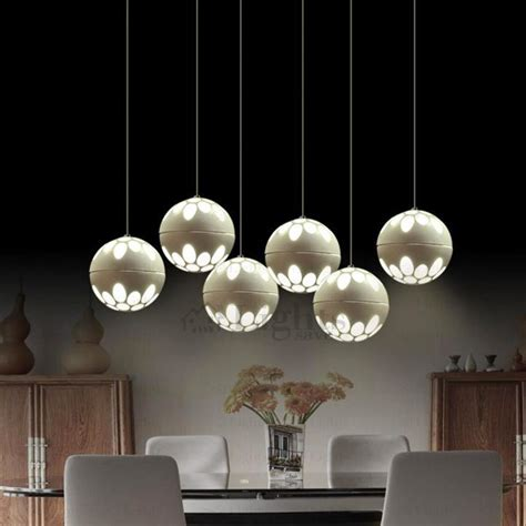 modern shaped hardware led pendant lighting for kitchen