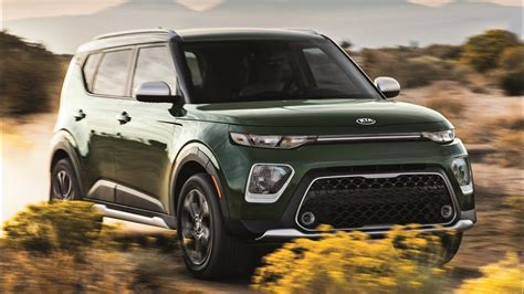 Kia X Line 2020 by 2020 Kia Soul X Line Forward Design