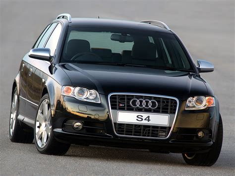 2005 Audi S4 Spec by 2005 Audi S4 Avant 8e Pictures Information And Specs