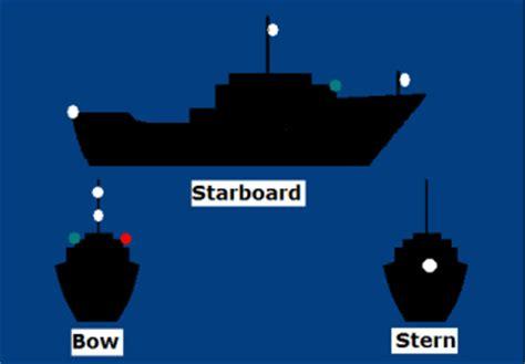 Boat Navigation Lights Test by Navigation Lights And Shapes Test Yourself