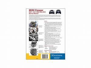 Mini Cooper Repair Manual  U0026 Service 2007