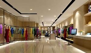 16 3d garment shop design images retail store 3d design for Interior decorator stores