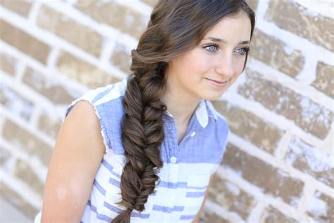 Faux Braids Cute Girls Hairstyles Part 2