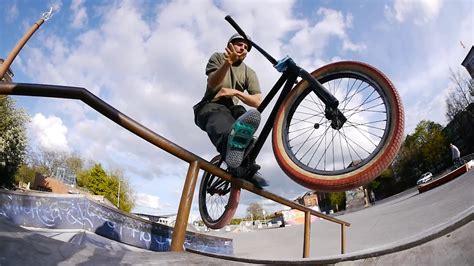 Original Bmx Bike Tricks By Christian Ziegler
