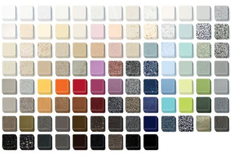 dupont corian colors corian color chart designer marble ny ayucar