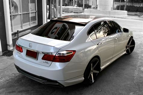Honda Accord G9 Body Kit Design.