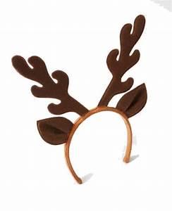 Reindeer Antler Rudolph Headband - Reindeer png download ...