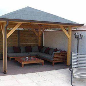 Pergola Bois Leroy Merlin : parasol tonnelle pergola voile d 39 ombrage leroy merlin ~ Premium-room.com Idées de Décoration