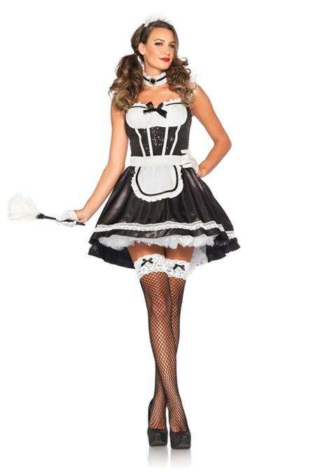 sexy women in maid outfit jpg 500x708