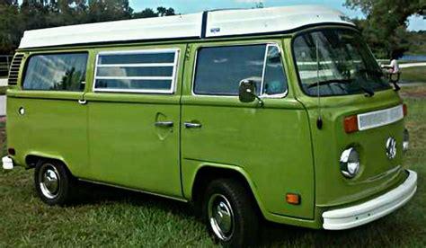 volkswagen westfalia 1978 1978 vw bus cer westfalia for sale in orlando fl