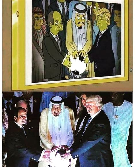 Simpsons Globe Donald Trump Prediction