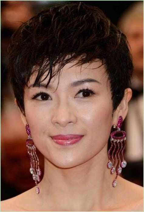 Asian Pixie Hairstyles by Top Asian Pixie Hair Styles