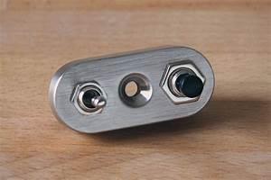 Mini Interrupteur Poussoir : welded studio commodo mini switch ~ Edinachiropracticcenter.com Idées de Décoration