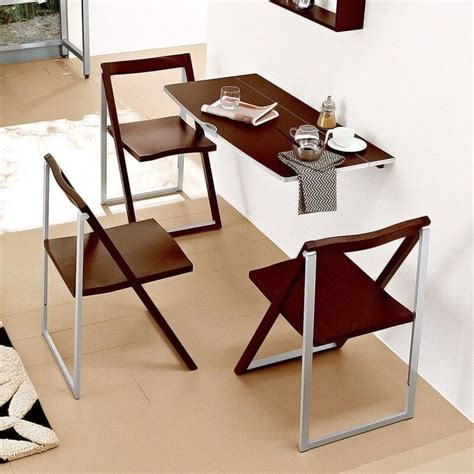 fold down dining table eight great ideas for a small kitchen interior design