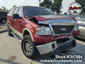 Used Parts 2007 Ford F150 Lariat 5 4l 4x4