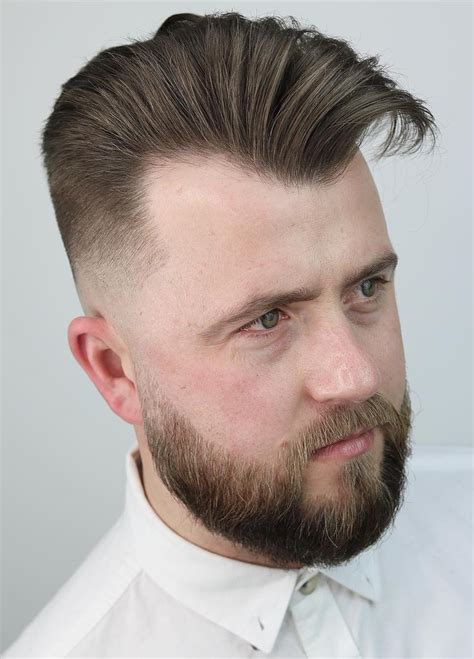hairstyles   receding hairline extended