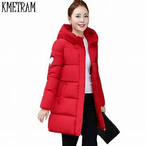 2016 New Winter Jacket Women Hooded Thicken Coat Female ...