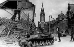 WW2 Photo French Tanks on Street 1940 WWII France | eBay