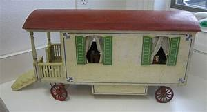1000  Images About Dollhouse Cars Gipsy Wagon Trailers