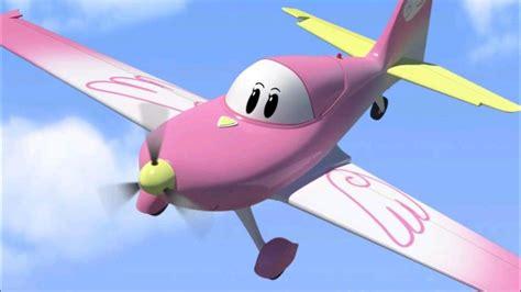 Airplane Cartoon For Kids