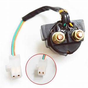 Starter Solenoid Relay For Honda Trx 300 Fourtrax 1988