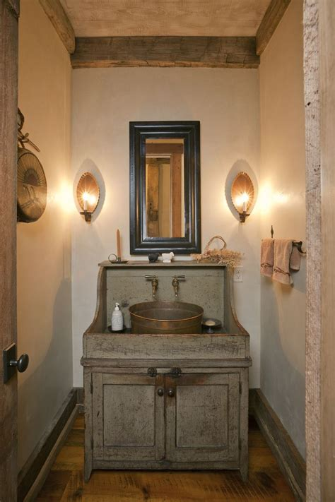 Rustic Small Bathrooms by Best 25 Small Rustic Bathrooms Ideas On Small